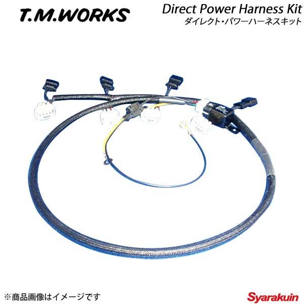電子パーツ, ハーネス・スイッチ T.M.WORKS TOYOTA ZZT231 2ZZ-GE 1800cc