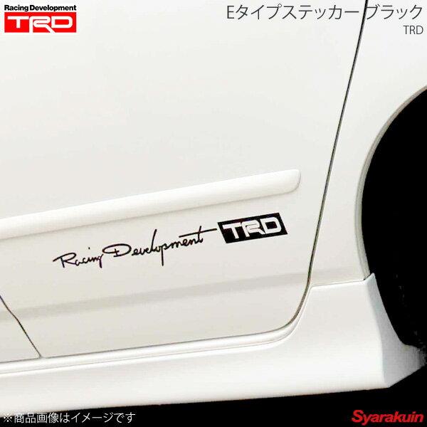 外装・エアロパーツ, ステッカー・デカール TRD E 86 ZN6