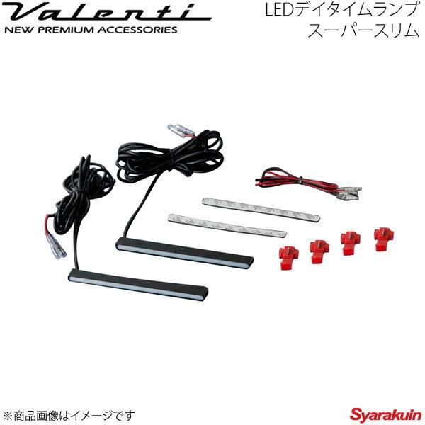 ライト・ランプ, フォグランプ・デイランプ VALENTI LED :(80cd) DTL-29CB