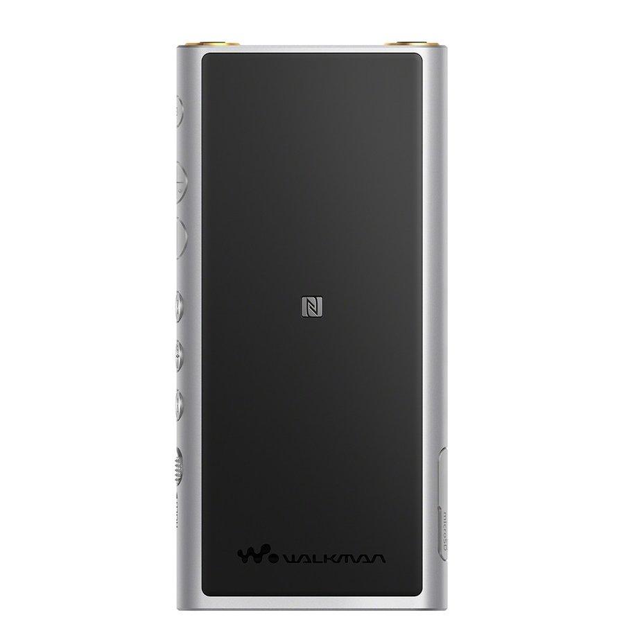 NW-ZX300 (S) ◆ ソニー USB2.0 Bluetooth64GB シルバー ポータブルオーディオプレイヤー