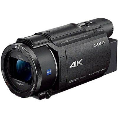 FDR-AX60◆ソニーデジタル4Kビデオカメラレコーダービデオカメラ