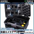 【GoPro】Smatree GoPro HERO5,HERO4,HERO3,HERO3+,HERO2,SJ4000対応 防水、防塵カメラケース バッグ ブラック SmaCase GA700-4