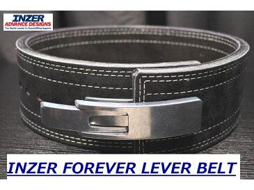 レバーアクションベルト レバーベルト トレーニングベルト パワーベルト 筋トレ ベルト 腰ベルト リフティングベルト 腰痛ベルト スクワット ベンチプレス デッドリフト 筋トレ 筋力トレーニング トレーニング パワーリフティング INZER(インザー)10mm