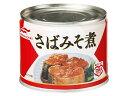 マルハニチロ さばみそ煮 EO 6号缶 x24 *