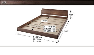 送料無料ベッドローベッドフロアベッドフレームのみシングルベッドベットシングルサイズベッドフレームローベットbeddobetto低いベッドダブルコア木製ベッド宮付き棚付きコンセント付きロータイプヘッドボード子供用寝室おしゃれ北欧かわいい