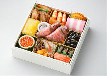 日本料理 なだ万 「多久味」(たくみ)冷凍 一段重 3人前 おせち 送料込 ※送料込の価格です 2019年