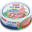 【5250円以上のお買い上げで送料無料!】ホテイ 缶詰ツナカルLIGHT1/2K タイ産 GP4号