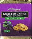 【5250円以上のお買い上げで送料無料!】クリートレーズンソフトクッキー