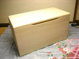 桐箪笥(たんす)の職人がこだわって作った米びつ無地5kg用