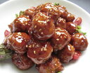 アスクフーズ)黒酢五菜肉団子1kg(約36個)(冷凍食品 一品 惣菜 ...