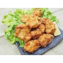 日鉄住金物産)鶏もも唐揚げ 1kg(1個約30-34g)(冷凍食品 とり唐揚 から揚げ からあげ 揚げ物 つまみ)