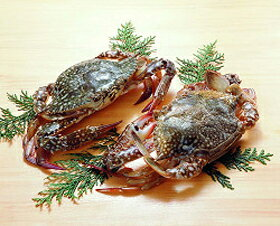 ワタリ蟹 2ハイ入(冷凍食品 中華料理 鍋物 エスニック料理 揚物 業務用食材 かに カニ 蟹 食材 魚介 シーフード)