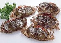 ミャンマー産)ソフトシェルクラブ1kg(約11尾)(冷凍食品 業務用食材 カニ 蟹)