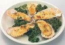 殻付 かきグラタン 約37g (殻を除く) ×6個入 108078(牡蠣 グラタン ドリア 洋食)
