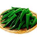 ノースイ)簡単菜園オクラ 500g(冷凍食品 簡単 時短 冷凍野菜 おくら)