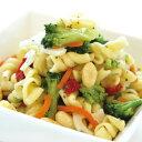 ヤマダイ)5種野菜のパスタサラダ1kg<2-5月>(フジリ フジッリ 惣菜 小鉢 トッピング)