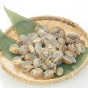 マリンデリカ)殻付あさり 500g(51−60粒入)(貝 カイ 自然素材 アサリ)