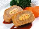 味の素冷凍)ミートローフ(ポテトサラダ入)1.2kg(冷凍食品 UDF区分1 やわらか 一品 惣菜 味の素 あげもの ミートローフ)