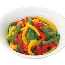 ノースイ)パプリカスライス3色ミックス 500g(冷凍食品 ...