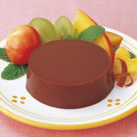 日東ベスト)チョコプリン(豆乳) 30g×40個(冷凍食品 個包装 パーティー 給食 デザート ケーキ スイーツ ぷりん ちょこ)