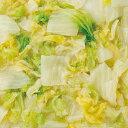そのまま使える 白菜 500g 13667(簡単 時短 冷凍野菜 自然素材 野菜 はくさい)