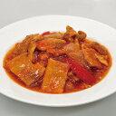 【新商品】見方)豚肉と野菜の甘酢炒め 1kg(冷凍食品 一品 惣菜 中華調理 野菜炒)