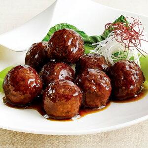 デリカ 肉だんご 黒酢 870g (約24個入)21818(国産 惣菜 肉 団子 ミートボール)