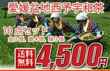 愛媛県産「宇和茶」