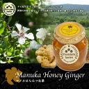 【生姜蜂蜜】マヌカ蜂蜜しょうが 170g1本【しょうがハチミツ】【マヌカハニー】