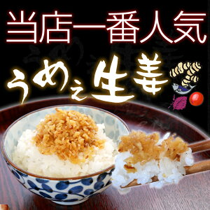 千葉県産の国産生姜を使用した絶品の一品。ご飯にもお豆腐にもさまざまなお料理にあうご飯の友...