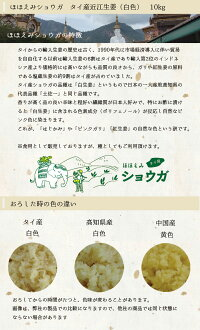 生姜の説明