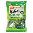 国産オーガニック(有機)抹茶を使用しています。光陽 抹茶ゼリー 110g