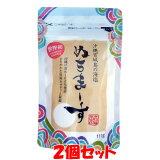 ぬちまーす 塩 沖縄の海塩 ミネラル にがり パウダー状 スタンドパック 袋入 111g×2個セットゆうパケット送料無料 ※代引・包装不可 ポイント消化