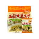 創健社 五穀大黒スープ(フリーズドライ) 8g×4袋