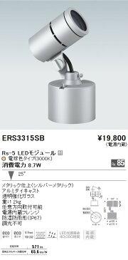 【メーカー在庫限り品】遠藤照明アウトドアスポットライト「ERS3315SB」(ENDO)【RCP】02P03Dec16