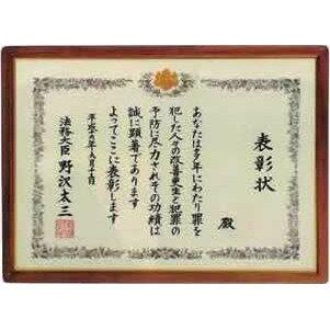 悠(ゆう) 各省庁 大臣賞 Y-11