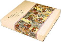 京都祇園萩月定番の「花よせ」、「花かりん」、「花おつまみ」、「祇園煎」、かきもち、せんべ...