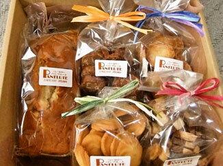 敬老の日ギフト 手作りパウンドケーキと4種類のクッキー詰合せ【手作り】無添加 手作り ホワイトデー 母の日 洋菓子 ギフト 敬老の日 厳選小麦粉 国産バター使用