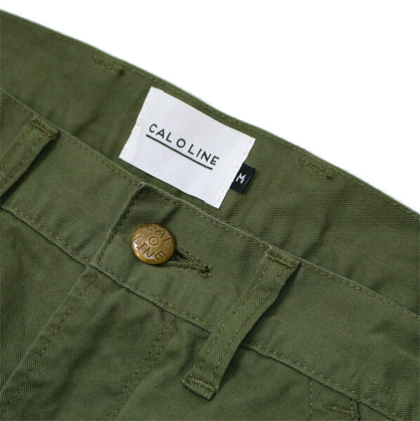 【CALOLINE:キャルオーライン】CL171-024/BARRELCHINOPAINTERPANTS【smtb-TK】