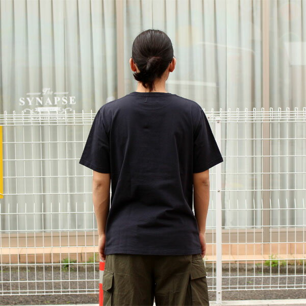 "【CALOLINE:キャルオーライン】CL181-075/""CAL""PRINTT-SHIRT"
