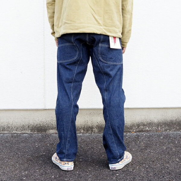 【CALOLINE:キャルオーライン】cl172-091/CONFORTPAINTERPANTS【smtb-TK】