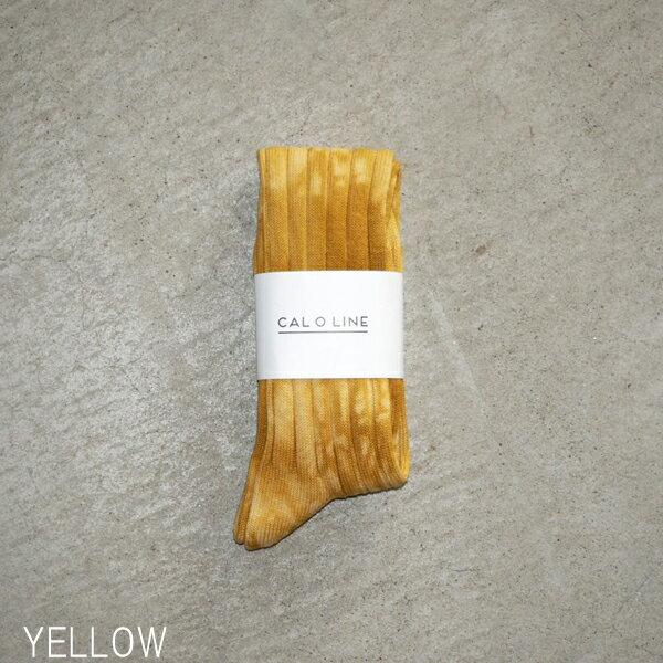 【CALOLINE:キャロライン】CL-182-101TIEDYELONGSOCKS【smtb-TK】