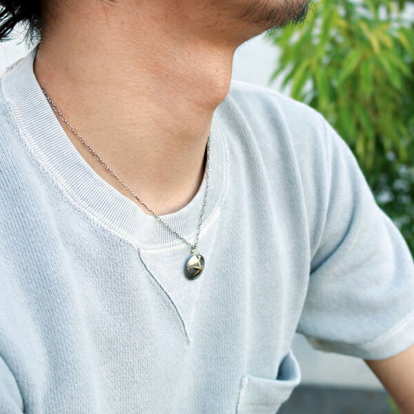【ampjapan:アンプジャパン】STARDIMECONCHONECKLACE[スターダイムコンチョネックレス]