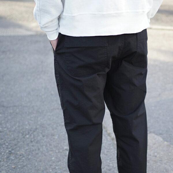 【MR.OLIVE:ミスターオリーブ】M-7128STRETCHRIP-STOPCLOTH/ANKLECUTONEPLEATSBAKERPANTS【smtb-TK】
