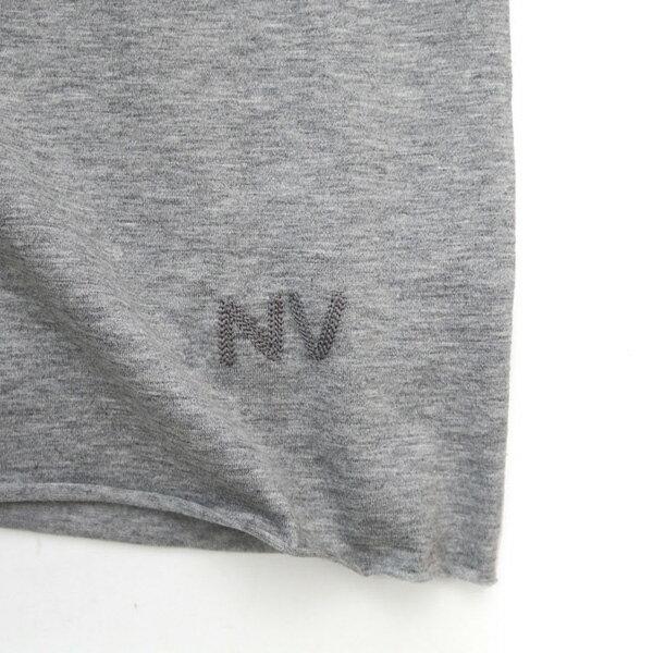 【noVa.nity:ノーヴァニティー】CT-428SUPIMATENZIKUSILKETETANKTOP[スーピマ天竺シルケットタンクトップ]