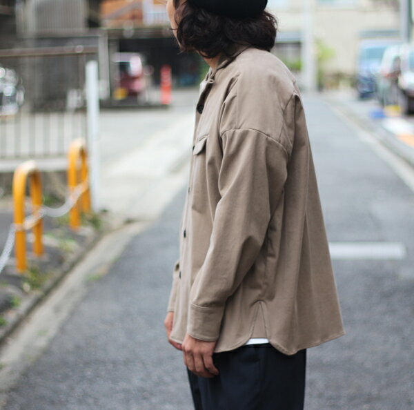 【TROVE:トローヴ】49BLS03MOOLIBLOUSON【smtb-TK】