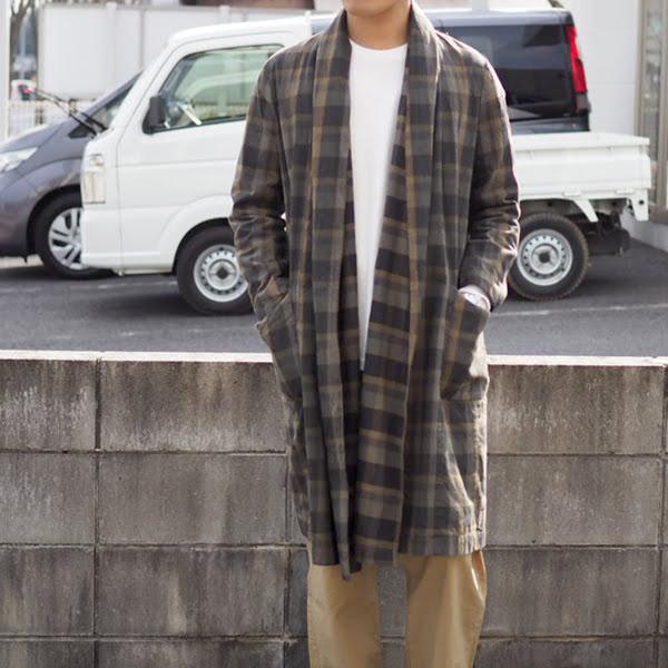【TROVE:トローヴ】51CAR02KANGASGOWN(PATTERNED)【smtb-TK】