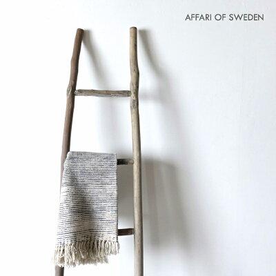 北欧スウェーデンの人気雑貨ブランドAffariofswedenのナチュラルラダーラック