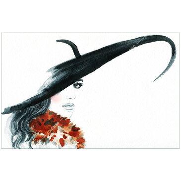 Chapeau elegant1 SIZE/mm:1400*2000 最高品質 フレームレス インテリアアート販売ジャンル:絵画 アート インテリア 壁掛け モダンアートAvant-Garde ココアート コブラアート通信販売:楽天市場限定 正規品