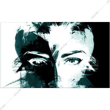 Visage de femme1 SIZE/mm:1300*2000 最高品質 フレームレス インテリアアート販売ジャンル:絵画 アート インテリア 壁掛け モダンアートAvant-Garde ココアート コブラアート通信販売:楽天市場限定 正規品